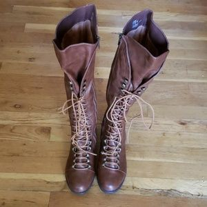 Just Fab Womens Boots